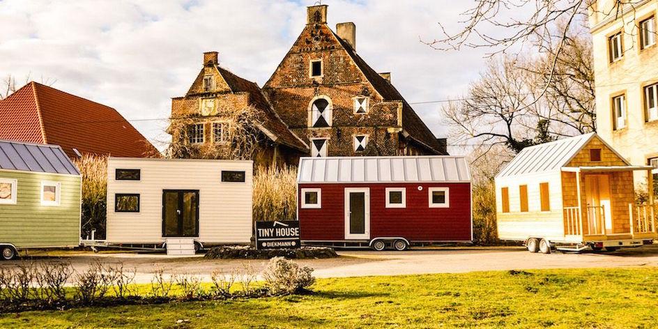 Tiny House Hersteller In Deutschland Indiviva