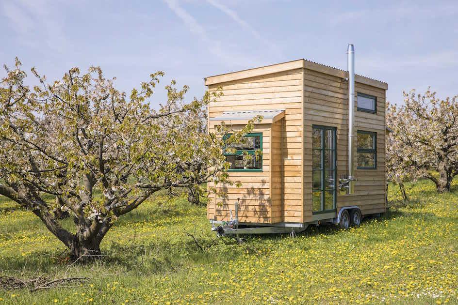 Zur Schönheit und Gestaltung von Tiny Häusern