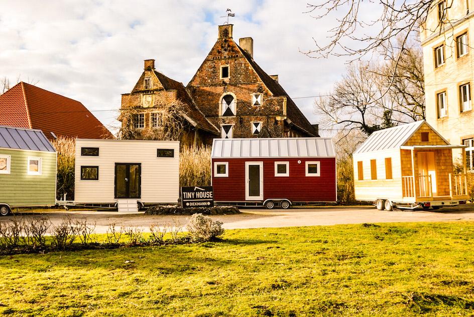 Tiny House- Hersteller in Deutschland