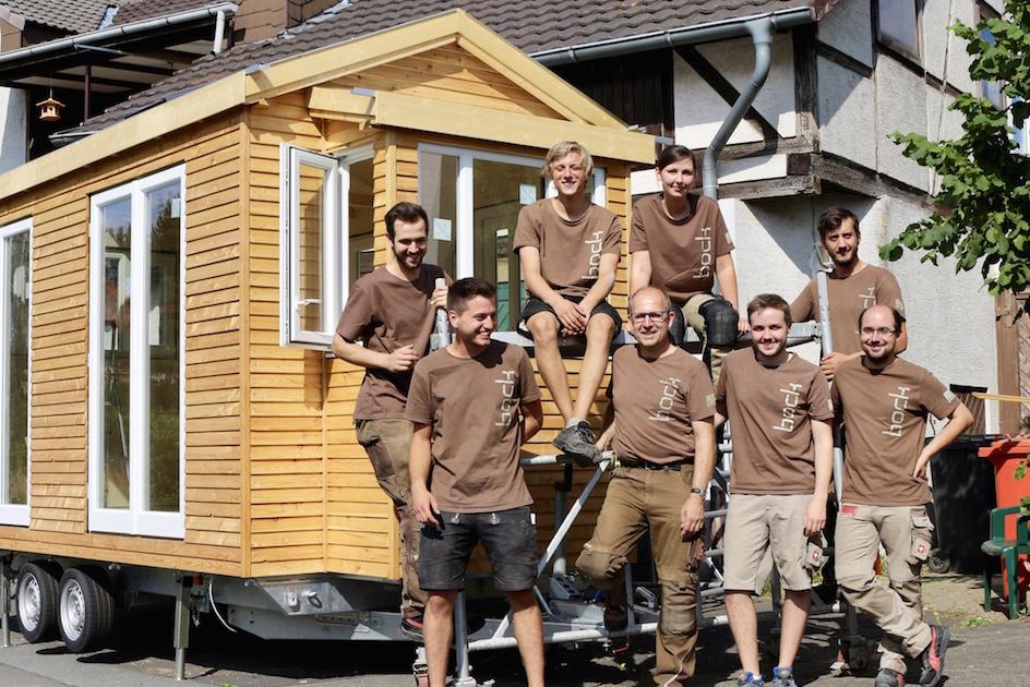 Für die Auswahl des richtigen Tiny House Herstellers sollte man sich Zeit nehmen.