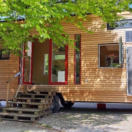 IndiViva Podcast Interview: Dein Tiny House selber bauen