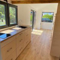 Modernes, helles Tiny House -- jetzt, für begrenzte Zeit 15% günstiger --