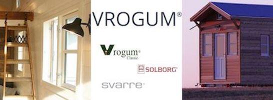 Vrøgum – Moderne dänische Holzfenster und Türen für dein Tiny House