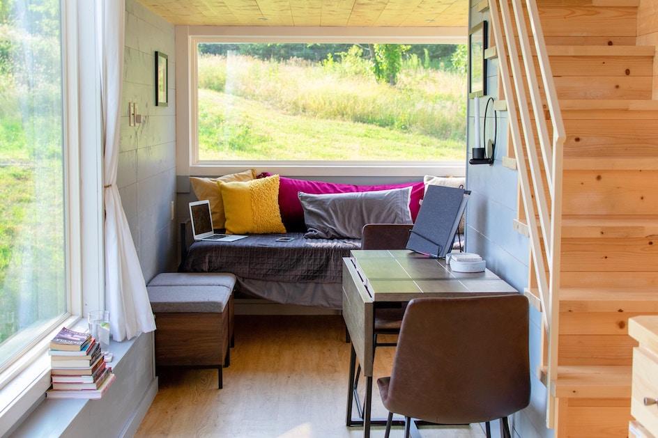 Was Suffizienz mit Tiny House Leben zu tun hat