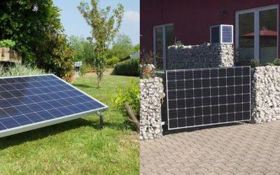 Stecker-Solaranlagen für's Tiny House