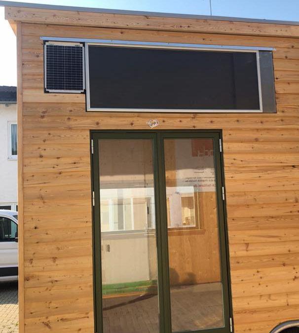 Lüfte dein Tiny House mit Energiegewinn