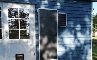TWINSOLAR – Der autarke, solare Luftkollektor für dein Tiny House