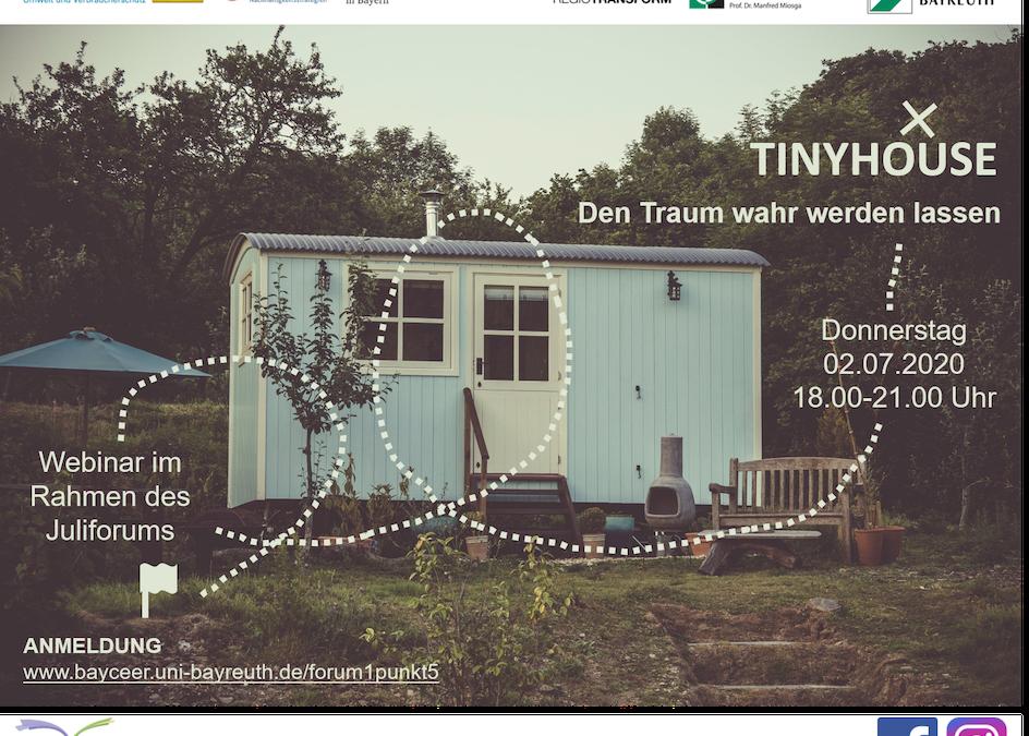 Den Traum vom TinyHouse wahr werden lassen