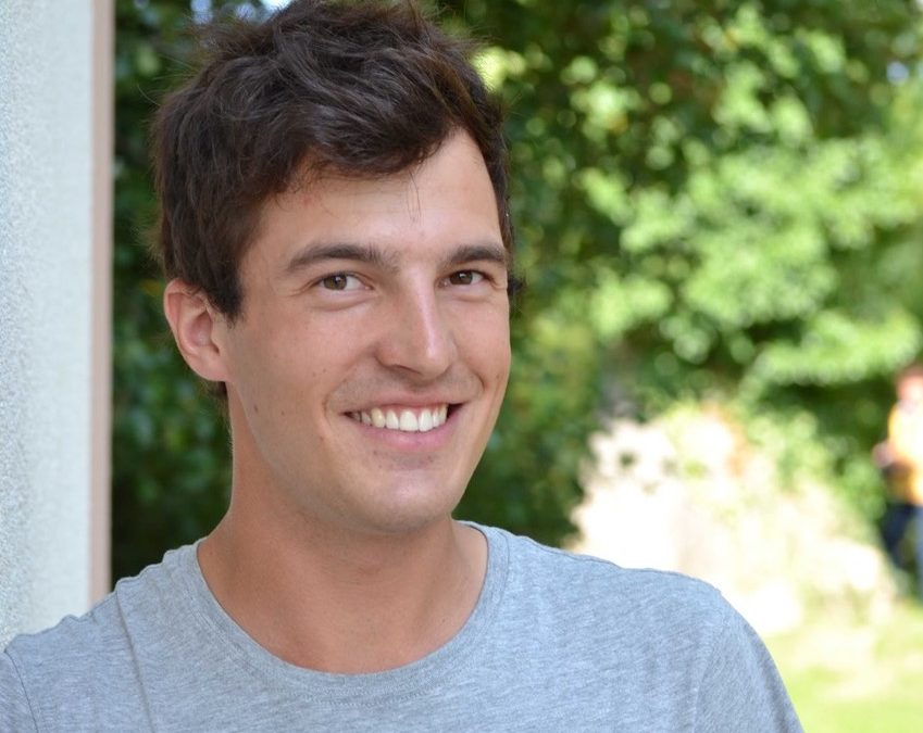 Im Porträt: IndiViva's Kundenbetreuer Marius Bräunlich