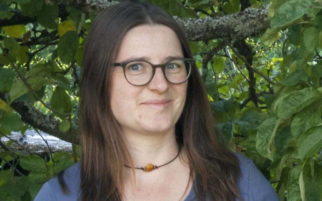 Im Porträt: IndiViva's Projektmanagerin Natascha Jordan