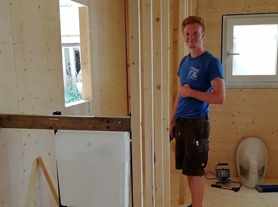 Baubegleitung für Tiny House Eigenbauer